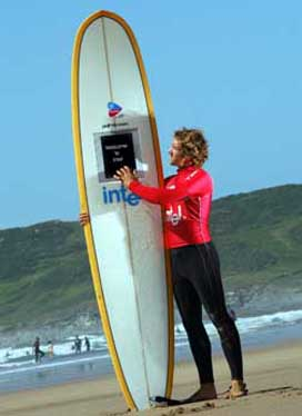 IntelSurfboard